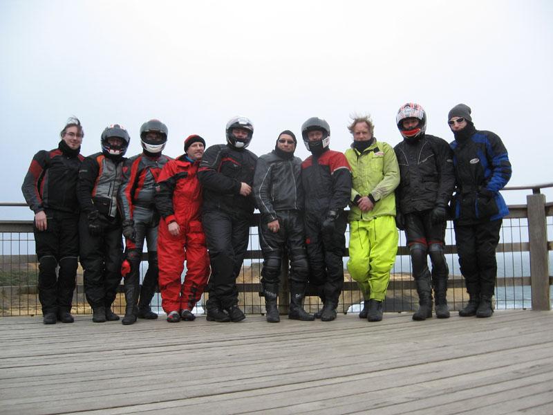 Darren's 'Go West II' ride