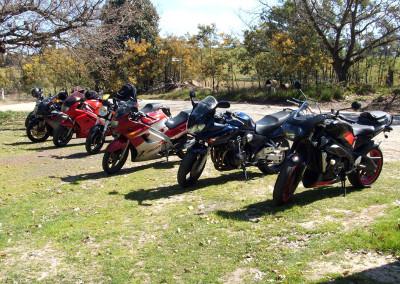 Michael's 'Rough'n Ready' Ruffy ride
