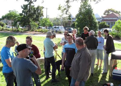 2009 – The Tourers Christmas Ride