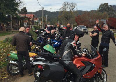 David's 'Jamieson Jaunt' Ride