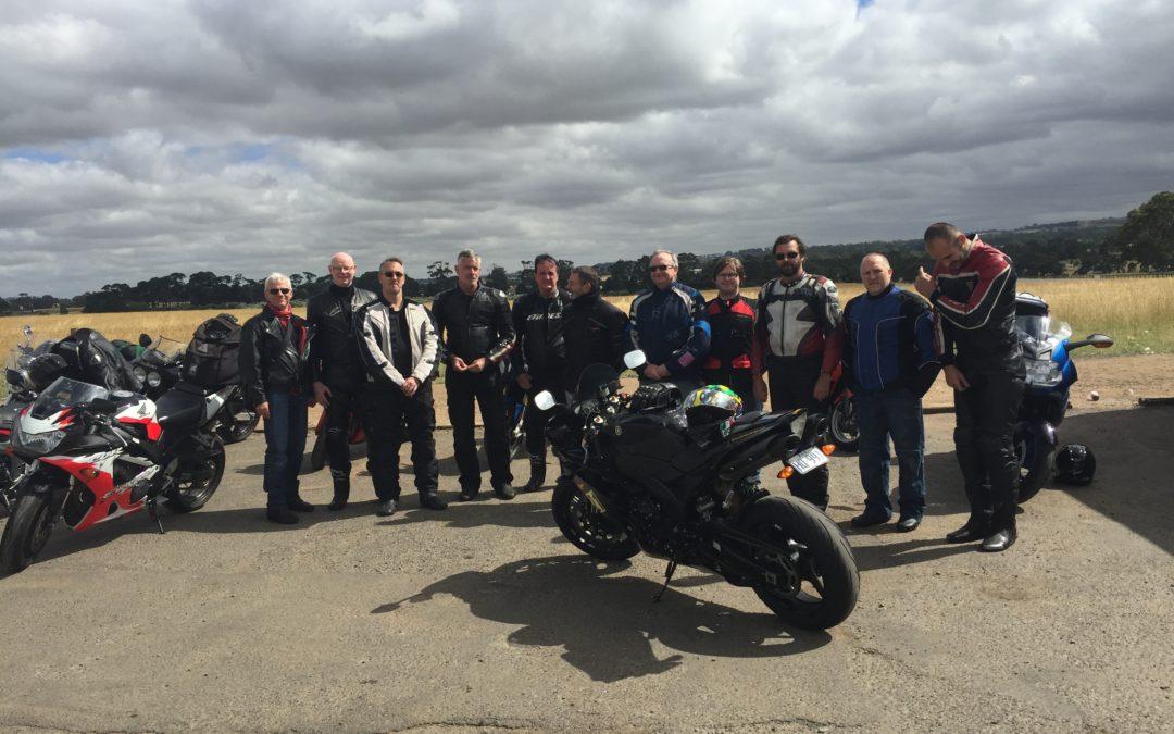 Annual MMT 2017 Musk Muster ride weekend