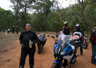 Kate's 'Weekend at Buller' Ride