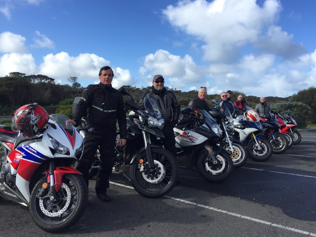 Pete's Goodbye to Winter Peninsula Ride – Aug 2017