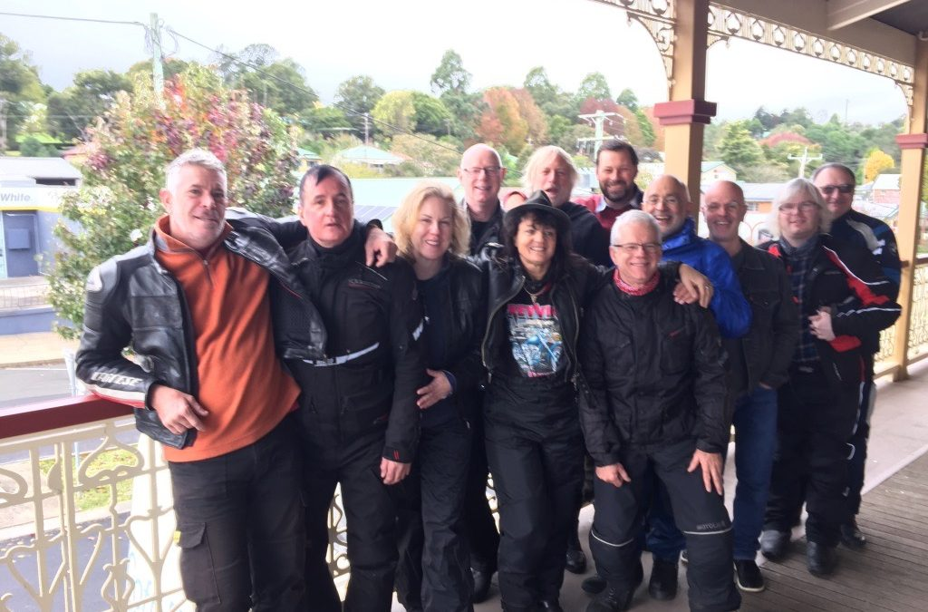 "Rolf's ""Northern Rivers"" 11 Day Tour – April 2017"