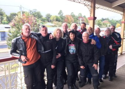"""Rolf's """"Northern Rivers"""" 11 Day Tour – April 2017"""
