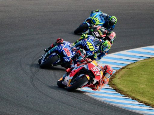 MMT at MotoGP 2017 – October 2017