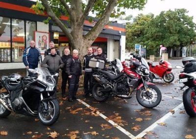 Michael's Mirboo North Ride – May 2018