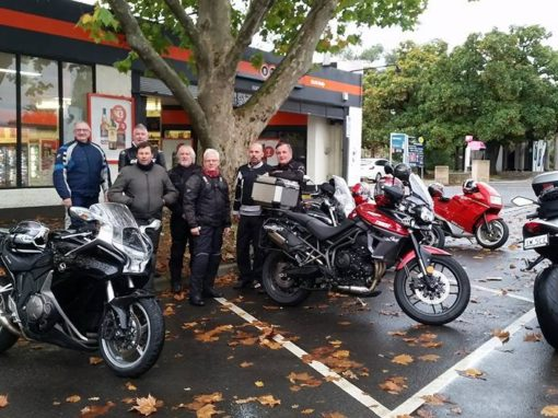 Michael's Mirboo North Ride – May 2018