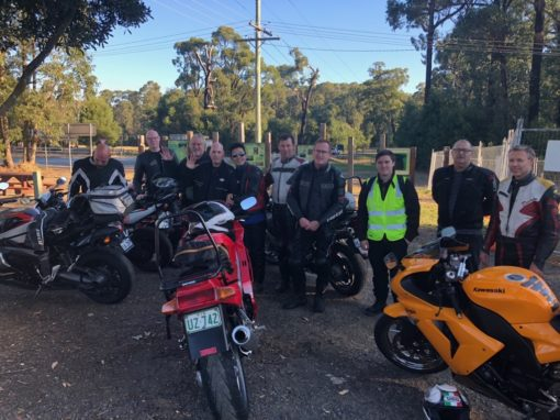 Christian's Autumn Ride – April 2018