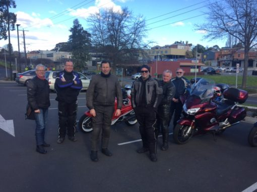 Craig's South Gippsland Winter Blast – July 2018