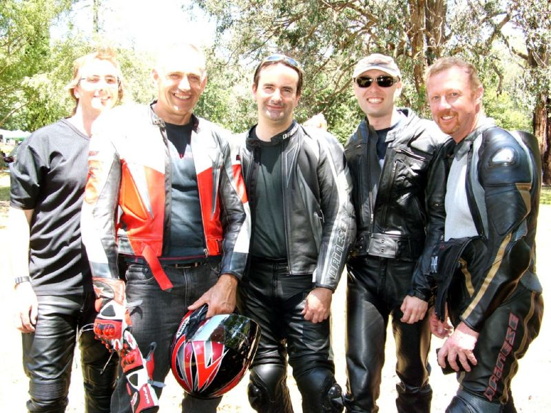 Australia Day 'Ride to Remember'