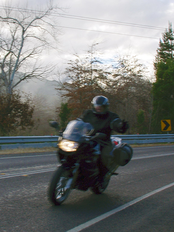 """Kate's 2011 """"Go West"""" ride"""