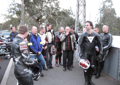 Nigel's '09 Night Ride