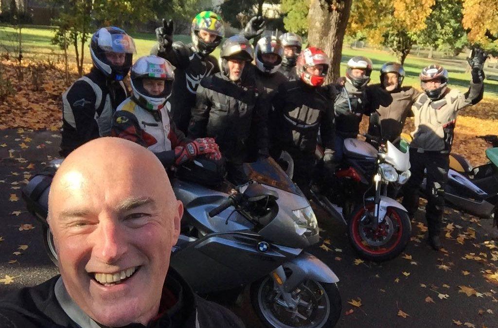 Dean's Beechworth Asylum Ride