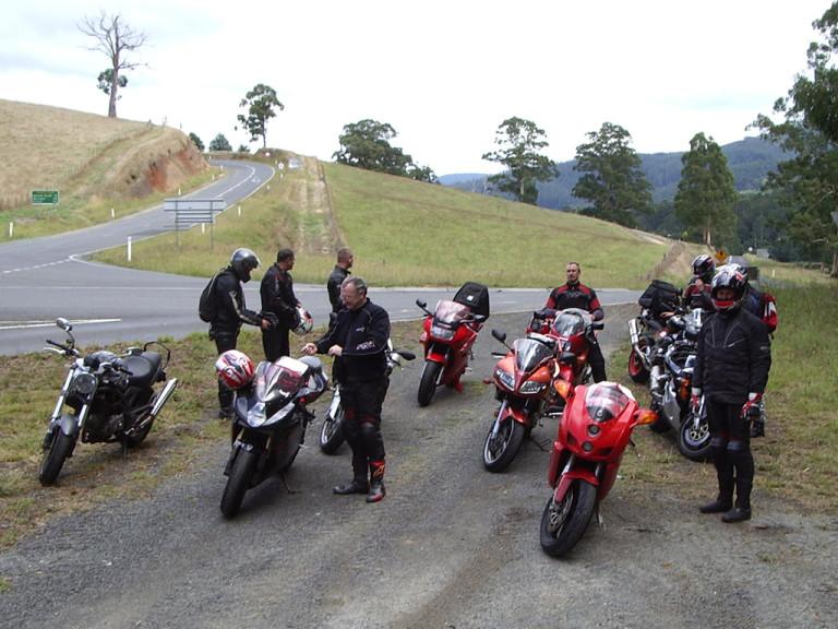 H's Romantic Ride to Phillip Island
