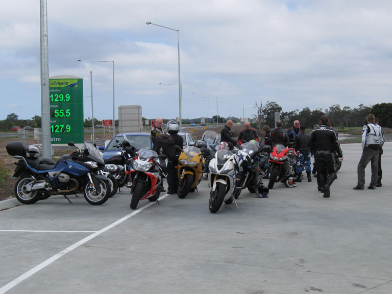 """Kate's """"Go East"""" ride: a few photos now online"""