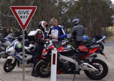 Gary leads MMT to Maryborough