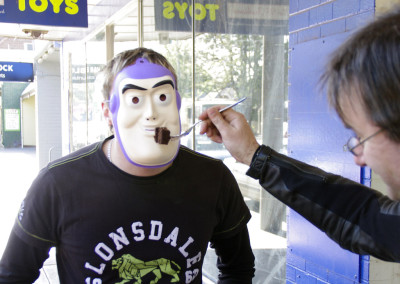 Juzz Lightyear's ride to Ballarat and Beyond!
